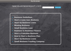 lawnbusinessreport.com