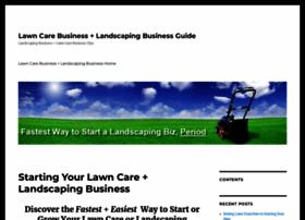 lawncarebusinessmarketing.com