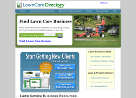 lawncaredirectory.com