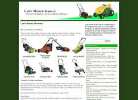 lawnmowergarage.com