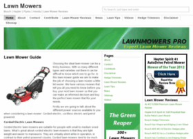 lawnmowerspro.co.uk