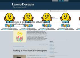 lawnydesignz.blogspot.com