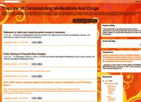lawofcompoundingmedications.com