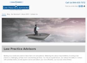 lawpracticeadvisors.avvosites.com