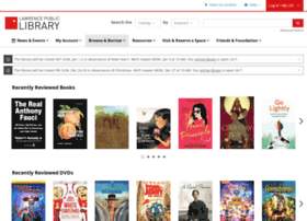 lawrence.bibliocommons.com