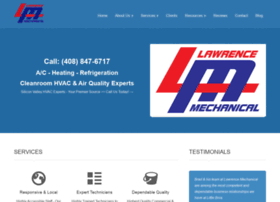 lawrencemechanical.com