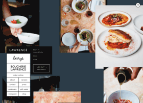 lawrencerestaurant.com