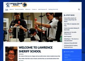 lawrencesheriffschool.net