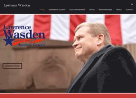 lawrencewasden.com