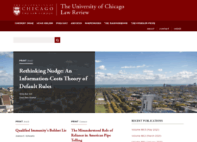 lawreview.uchicago.edu