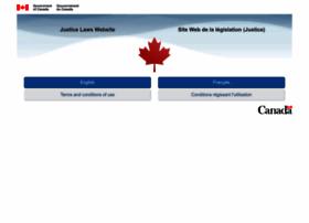 laws-lois.justice.gc.ca