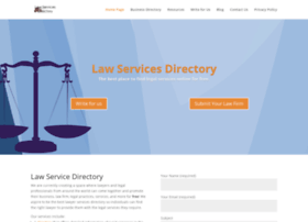 lawservicesdirectory.com