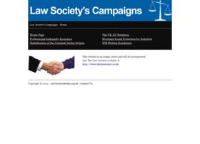 lawsocietymedia.org.uk