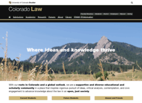lawweb.colorado.edu