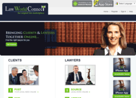 lawworldconnect.com