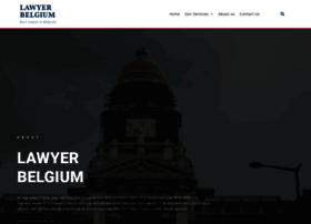 lawyer-belgium.com