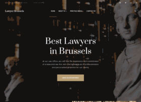 lawyer-brussels.com