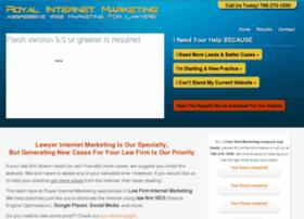 lawyer-internetmarketing.net