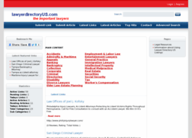 lawyerdirectoryus.com