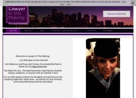 lawyerinthemaking.co.uk