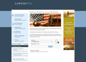 lawyerintl.com