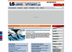 lawyersandsettlements.com