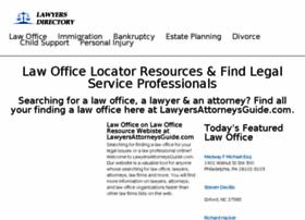 lawyersattorneysguide.com