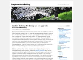 lawyerseomarketing.wordpress.com