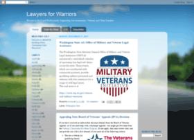 lawyersforwarriors.blogspot.com