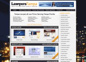 lawyersintampa.com