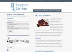 lawyerslistings.com