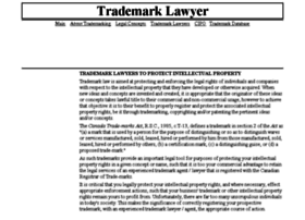 lawyertrademark.ca