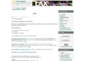 lax-airport.net