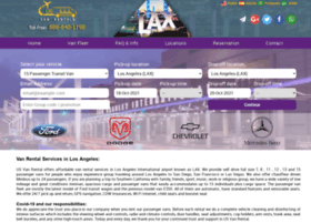 lax-van-rentals.com