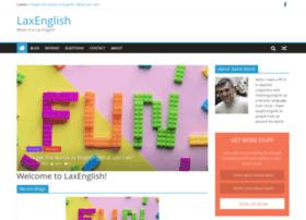 laxenglish.com