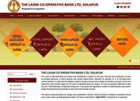 laxmibanksolapur.org