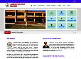 laxmipurgovtcollege.edu.bd