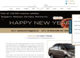 laxmitravels.co.in