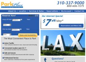 laxparkplace.com