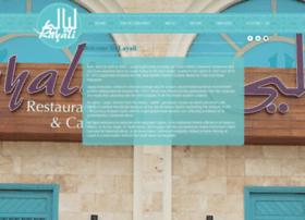 layalirestaurantqatar.com