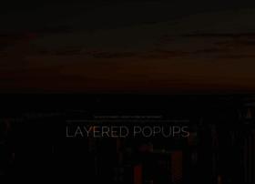 layeredpopups.com
