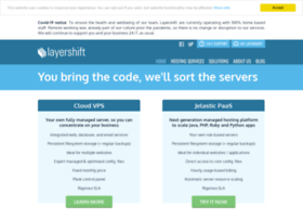layershift.co.uk