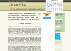 layofflist.org
