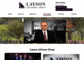 laysonadvisorygroup.com