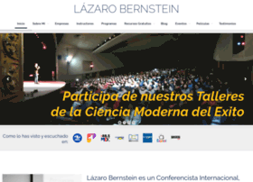 lazarobernstein.com