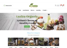 laziza-organic.com