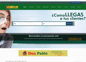lazonaoeste.com