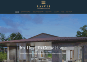 lazuliestate.co.za