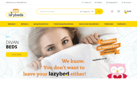 lazybeds.co.uk