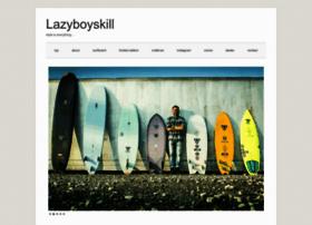 lazyboyskill.com
